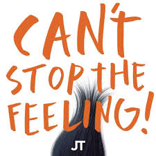 Can't Stop the Feeling! by Justin Timberlake Horn Chart