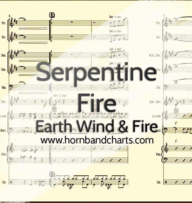 Serpentine Fire – Earth Wind and Fire
