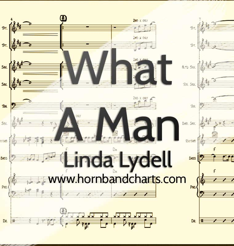 What A Man – Linda Lydell