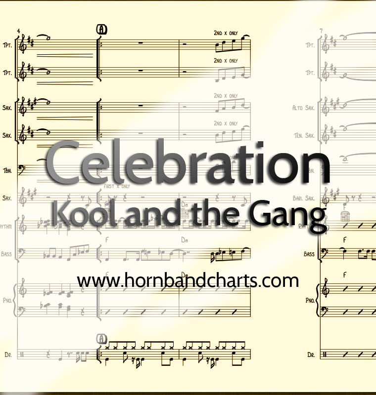 Celebration kool and the gang free download.