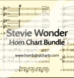 Soul, Disco and Funk Horn Charts  Professional quality pdf