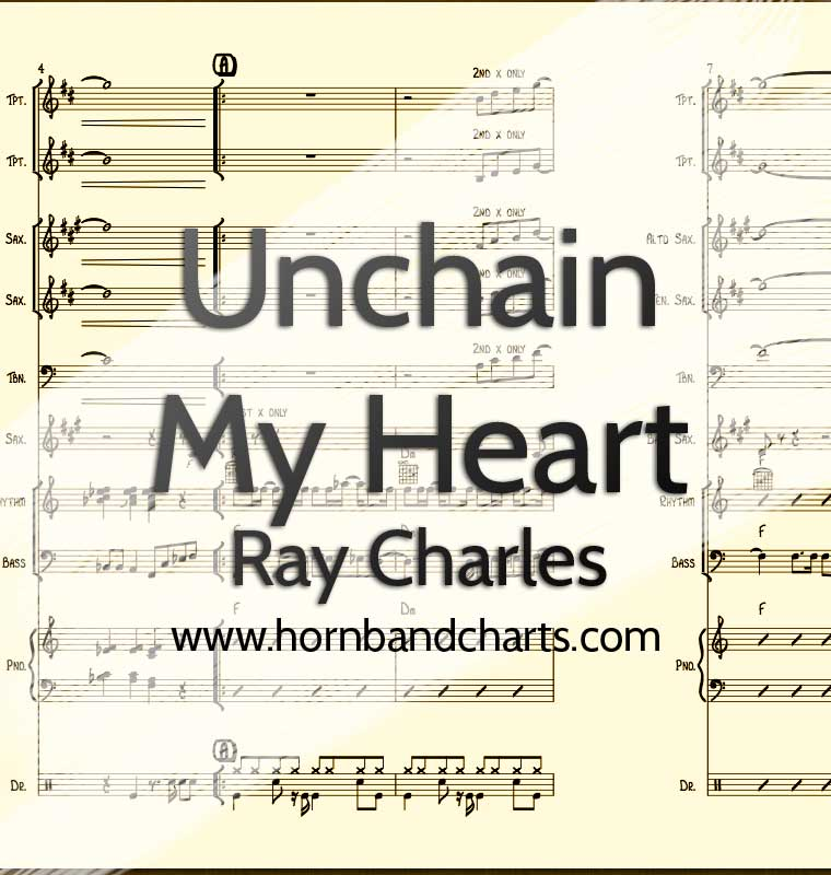 Unchain My Heart – Ray Charles