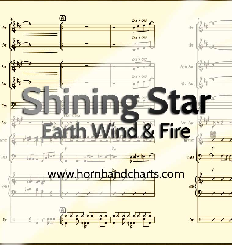 Shining Star – Earth Wind & Fire
