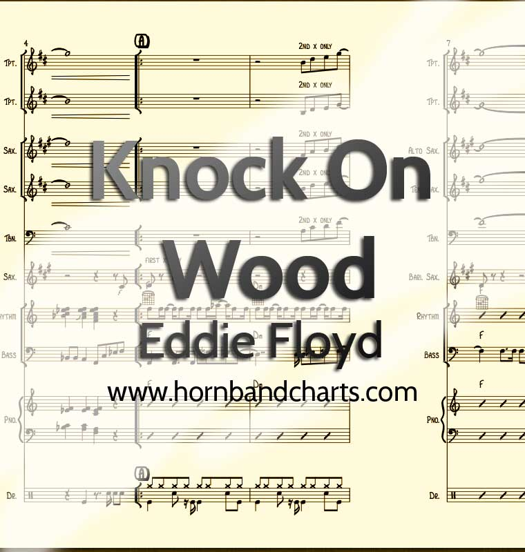 Knock On Wood – Eddie Floyd